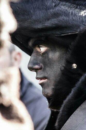 """""""Bois"""" di Escalaplano.. altra maschera ancestrale"""
