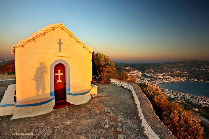 Samos,Vathi