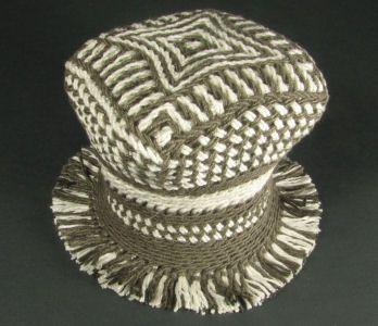 Ply Split Braiding Basket