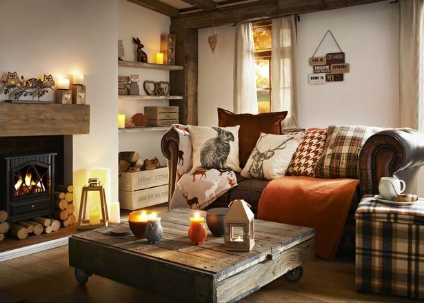 Autumn inspired interior designs to fall in love with.