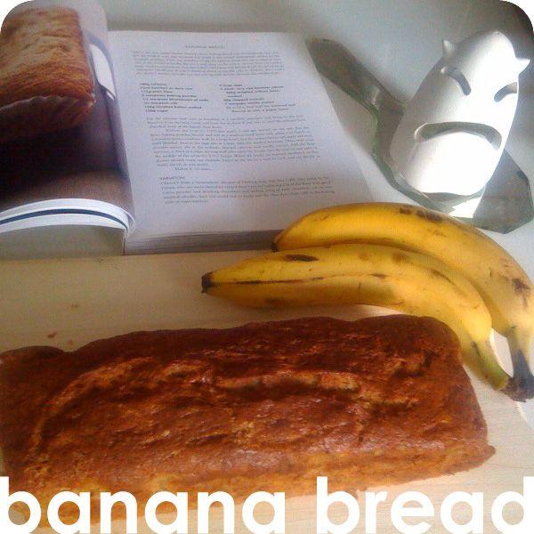 banana bread per educande