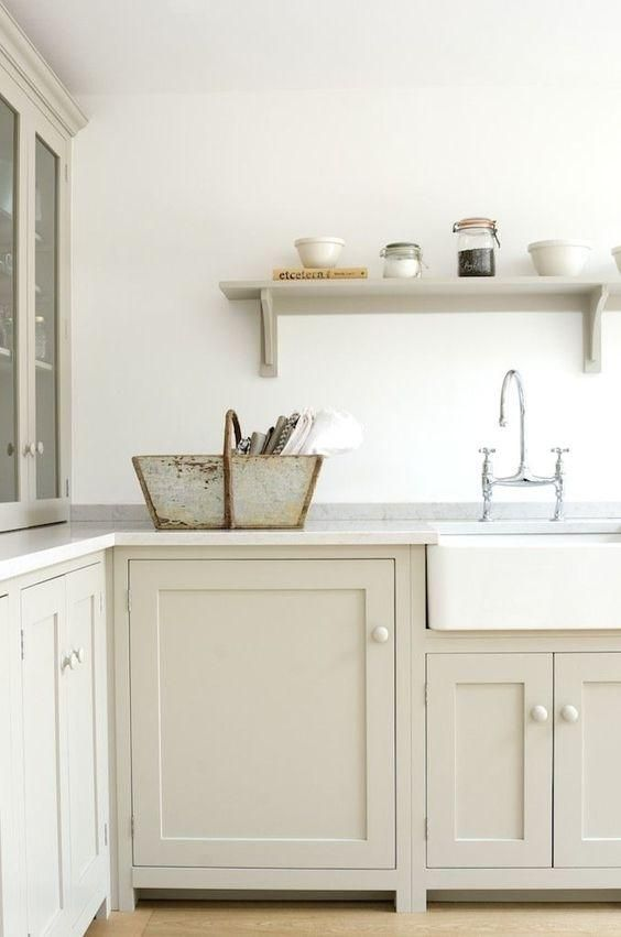 The 25+ best Shaker beige ideas on Pinterest Benjamin moore - beiges bad