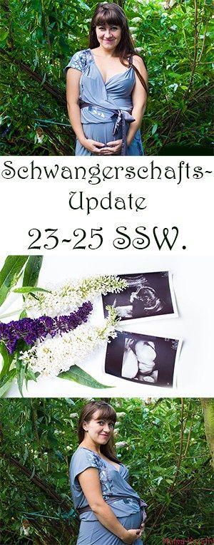 Schwangerschaftsupdate 23-25 SSW.: Erik bei dem Ultraschall — Mama Kreativ