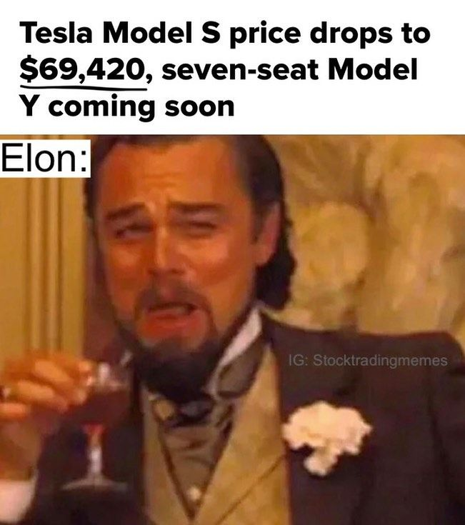 Stock Trading Memes On Instagram Who Controls The Memes Controls The Universe Elon Musk Stock Trading Elon Musk Memes