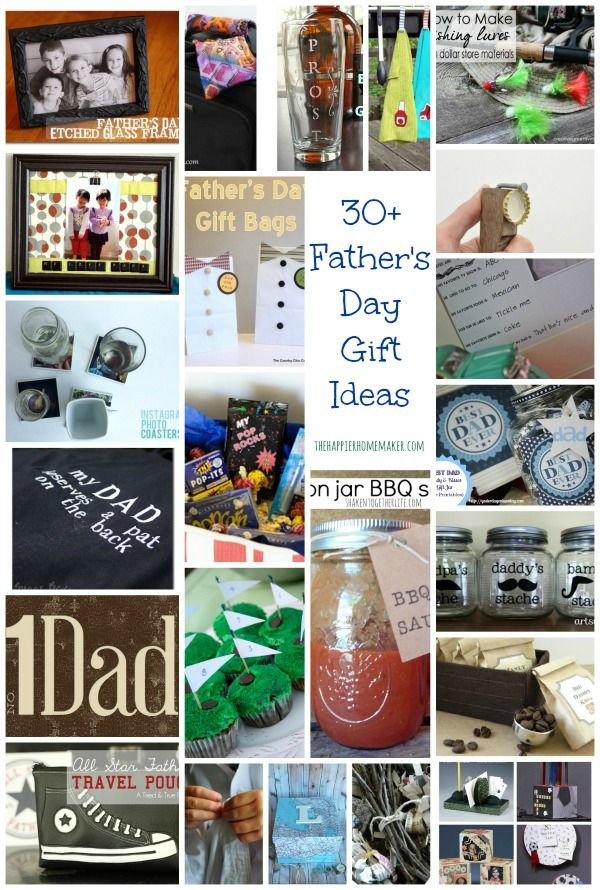 30+ Father's Day Projects