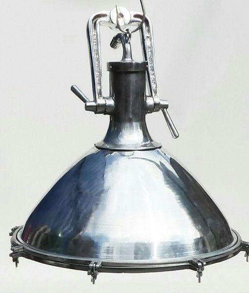 Trinity marine are the leading light when it comes to industrial lighting nautical antiques
