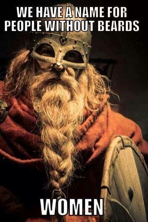 Beards!