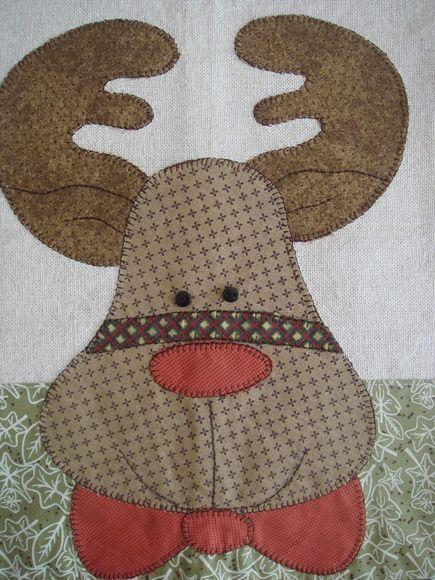 Pano De Prato Natal Rena