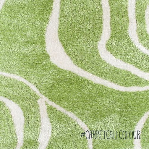 A green rug is the perfect fusion of the cheerfulness of yellow and the confidence of blue. |  http://www.carpetcall.com.au/rugs-online/our-products