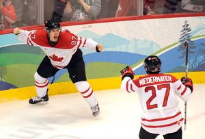 Winter Olympics hockey schedule: Game info, TV coverage and times for Sochi 2014  But only for the men's teams, they forgot to mention that...