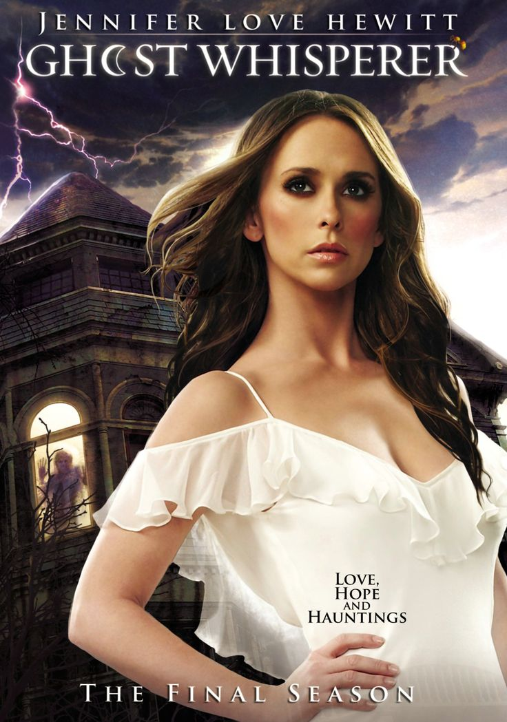 Ghost Whisperer (2005–2010) - Stars: Jennifer Love Hewitt, David Conrad, Camryn Manheim. - A newlywed with the ability to communicate with the earthbound spirits of the recently deceased overcomes skepticism and doubt to help send their important messages to the living and allow the dead to pass on to the other side. - DRAMA / FANTASY