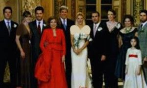 YOU ARE NOT GOING TO F-IN BELIEVE THIS --- They Just Discovered Who Was At John Kerry's Daughter's Wedding… It Will Give You Chills