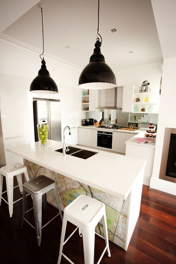 Home kitchen collection kitchen families glendevon family glendevon - Find This Pin And More On White Kitchens That Pop