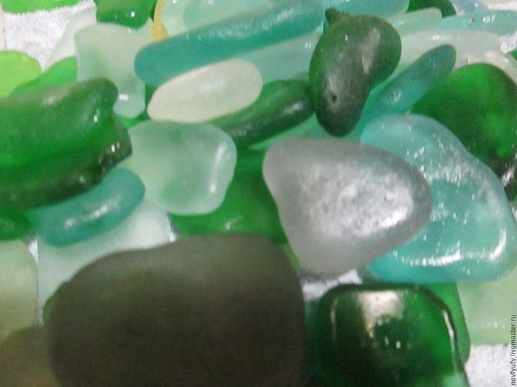 Купить Идеальные стеклышки морские. - комбинированный, стекло, стекло цветное, морское стекло, декупажные материалы