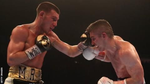 Liam Smith and Liam Williams rematch is rescheduled for Newcastle