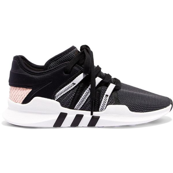 b3a195e69b52 adidas Originals EQT Racing ADV stretch-knit and neoprene sneakers ( 135) ❤  liked