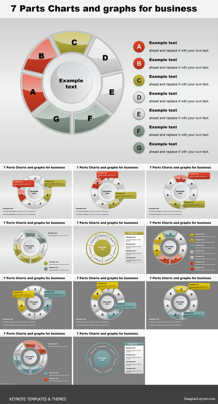 7 best Free Keynote Charts images on Pinterest   Charts, Graphics ...