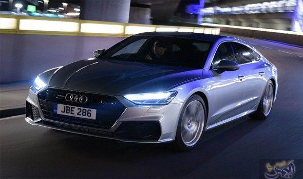 الكشف عن مواصفات سيارة Audi A7 Sportback Audi A7 Audi Quattro