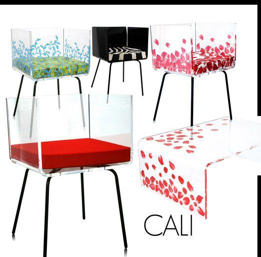 Коллекция CALI by Acrila