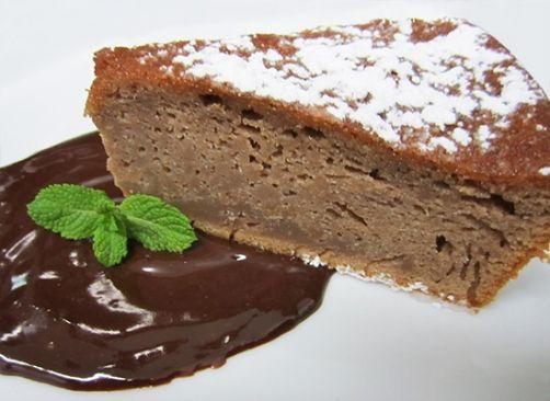Tarta de castañas y chocolatepara #Mycookhttp://www.mycook.es/receta/tarta-de-castanas-y-chocolate/