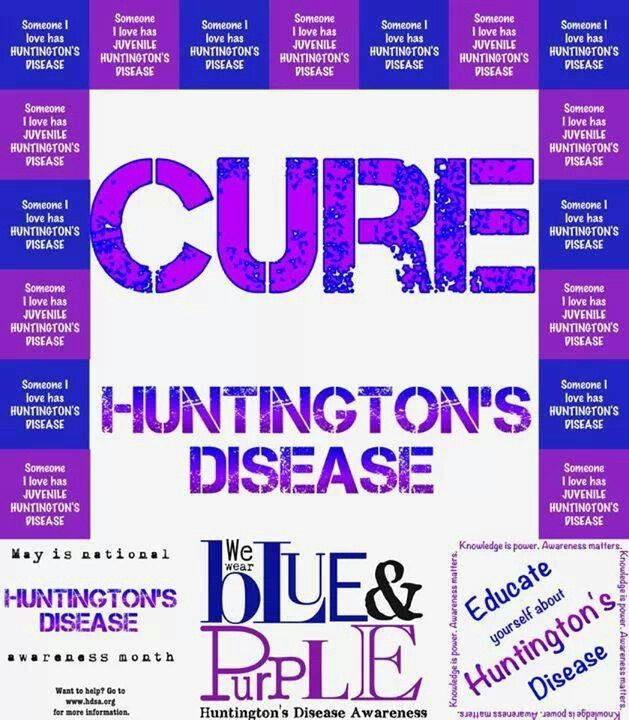 33 best Huntington\'s disease images on Pinterest | Cure, Huntington ...