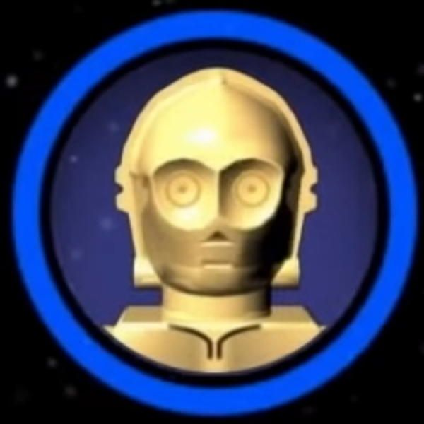 C 3po Lego Star Wars Icon In 2020 Star Wars Icons Lego Star
