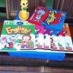 "pesanlah sekarang  READ PEN KIDS ""ENGLISH I LIKE""  menggunakan buku dengan kertas yang halus dan warna-warni sehingga menarik buat anak-anak. Terdiri dari 6 buku yang mengandung : -cerita/story  -letters/huruf-huruf  -words/kata-kata  -kalimat-kalimat/ sentences  -lagu anak  -permainan/ game  -percakapan 082230386330/ 082383135335 BB 313A6C04"