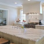 What Should Be Polish With Over Kitchen Granite Countertop