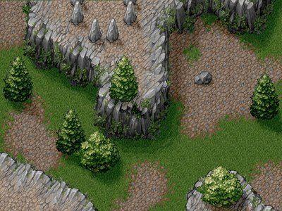 Lost Garden Graphics Pack