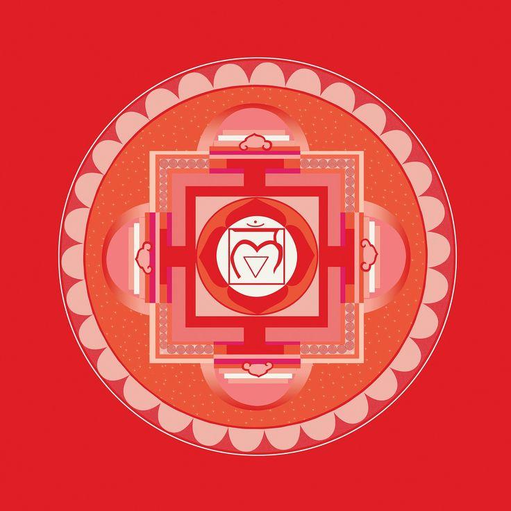 Chakra Balancing by Priya Sivananda