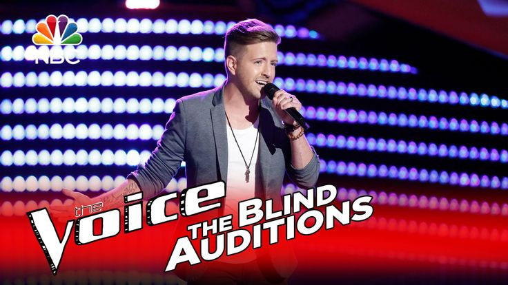 "The Voice 2016 Blind Audition - Billy Gilman: ""When We Were Young"".  LOVE, LOVE, LOVE, EVERYTHING...about his performance!!!"