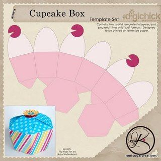 Cajitas Para Cupcakes Moldes Wallpapers  Real Madrid cakepins.com