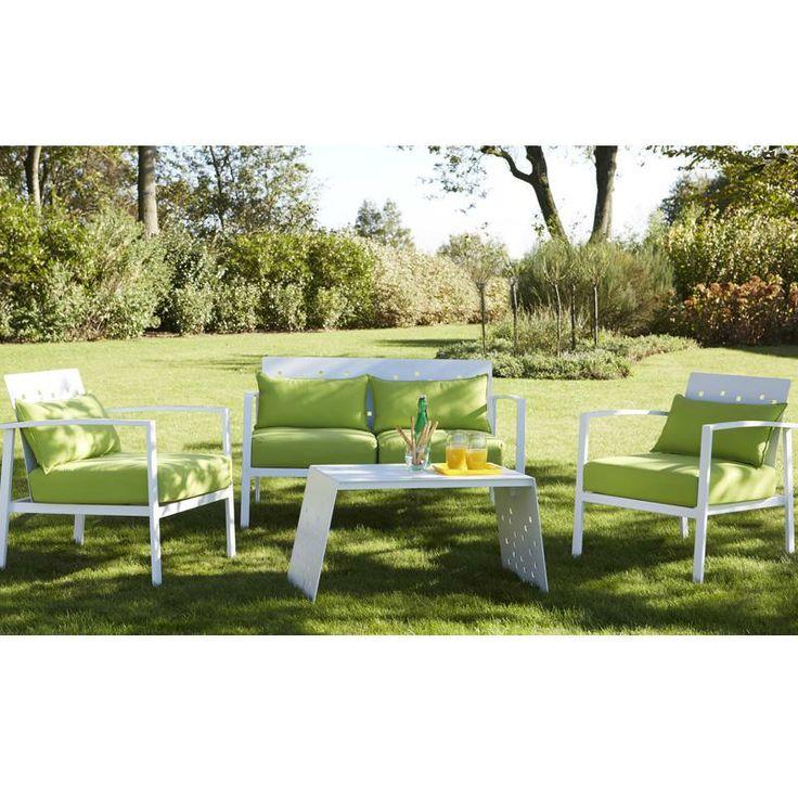 1000 Id Es Sur Le Th Me Salon De Jardin Alu Sur Pinterest Teck Table Et Chaise Et D Coration
