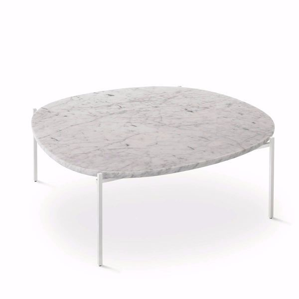 Niobe coffee table - design Federica Capitani - Zanotta