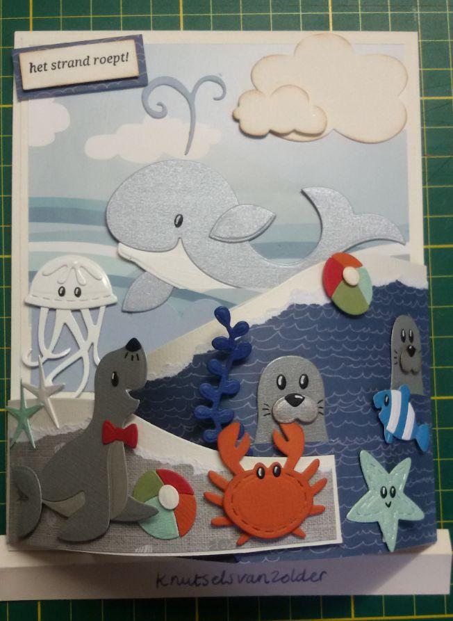 Knutselsvanzolder leuk dat je komt kijken op mijn blog. ik maak kaartjes en andere creaties de stempels kleur ik in met Spectrum noir en Distress inkt. veel plezier met kijken!