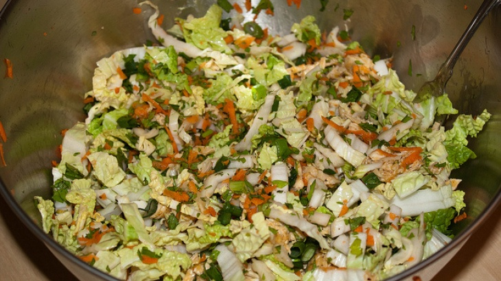 Asian Salad Cabbage 31