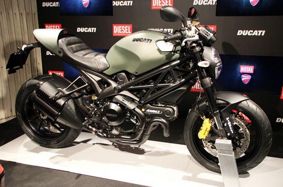 Ducati & Diesel