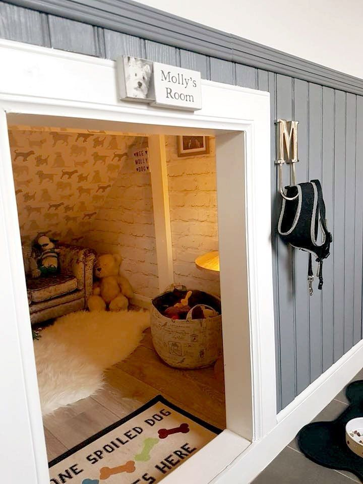 Decorative Pet Products Design Ideas Spoil Pets In Style Art Home Dog Room Decor Dog Rooms Dog Bedroom