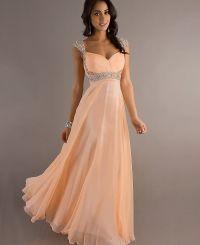 Gmomento Vestidos Largos 148,00 € http://www.gmomento.es/vestidos-de-noche-a-line-princess-moda-correas-sin-mangas-rebordear-el-vestido-de-gasa-palabra-de-longitud.html