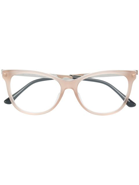 4582d1f780 Jimmy Choo Eyewear Cat Eye Glasses - Farfetch