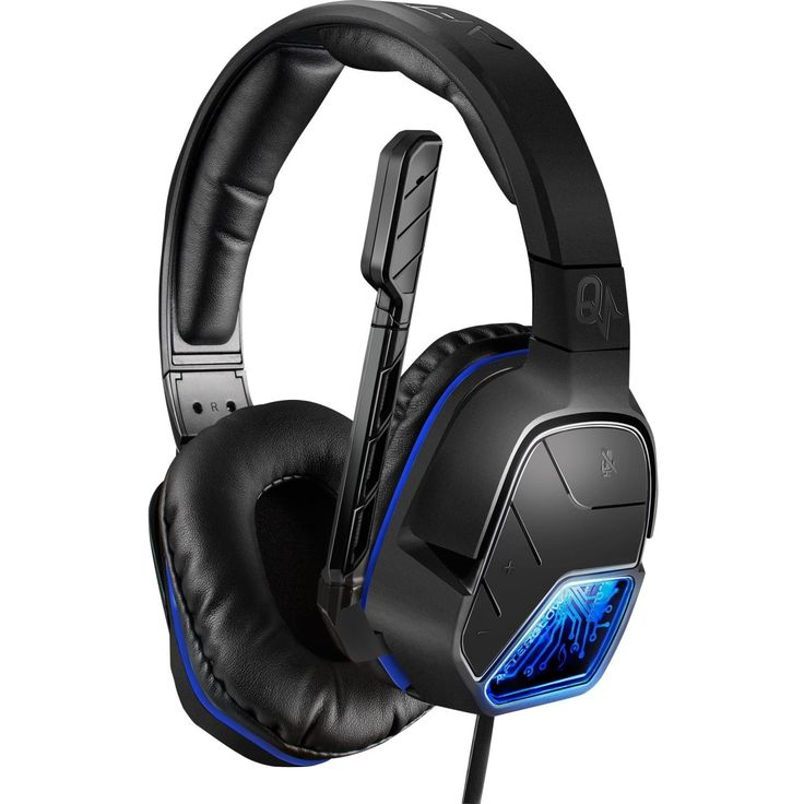 Afterglow LVL 5 Plus Stereo Headset for PS4, #051-033-X