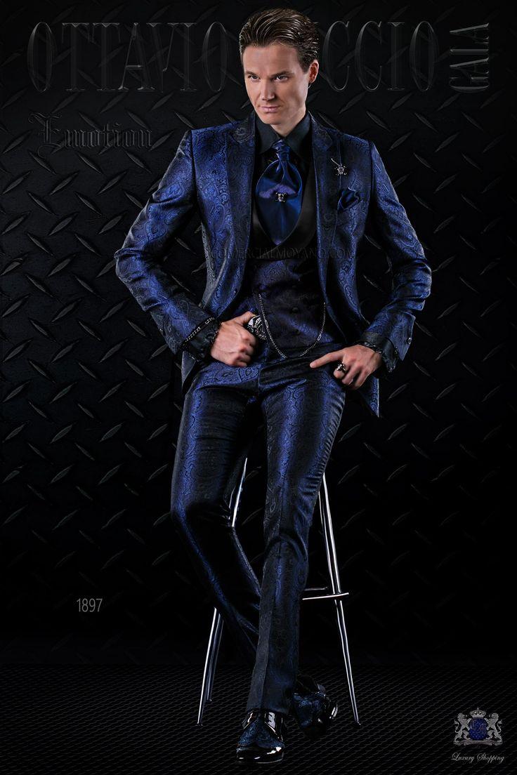 Connu Les 25 meilleures idées de la catégorie Mode gothique homme sur  WW18
