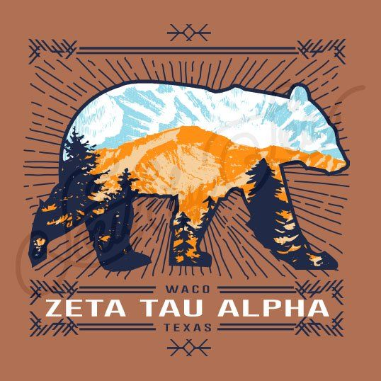 Sorority Social Zeta Tau Alpha Bear Mountain South By Sea