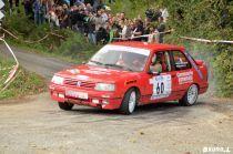 Peugeot 309 gti f2000 14 rallye