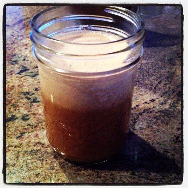 upgraded coffee - amazing goodness! www.jodileenutrition.com