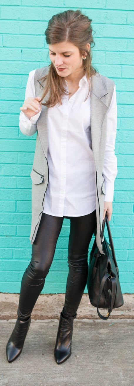 Fall Looks :      Picture    Description  how to layer with LEATHER LEGGINGS on the blog today! #outfitidea #fallfashion #leatherleggings     https://looks.tn/season/fall/fall-looks-how-to-layer-with-leather-leggings-on-the-blog-today-outfitidea-fallfashion/
