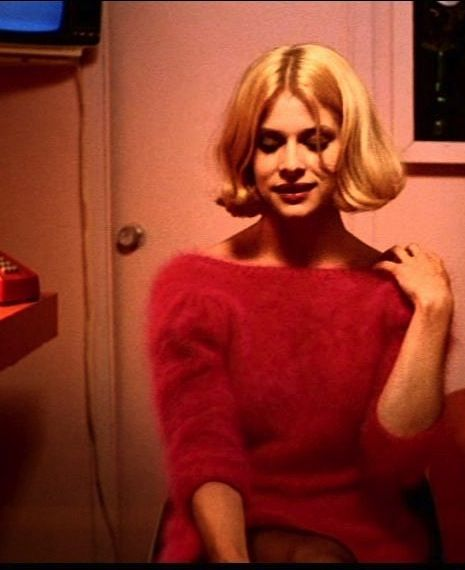 Nastassja Kinski in Paris, Texas (Wim Wenders, 1984)