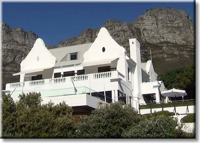 Video exclusive of the 12 Apostles Hotel & Spa in Cape Town