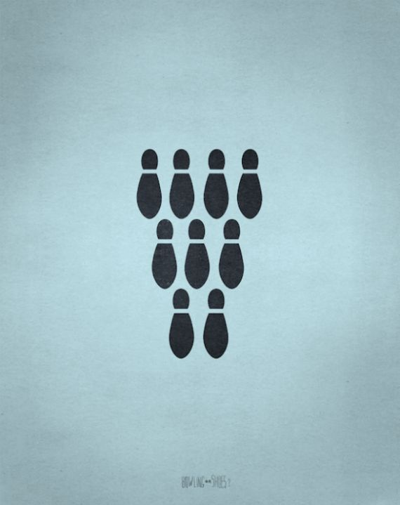 Ilustrații minimaliste cu tâlc | Ctrl-D
