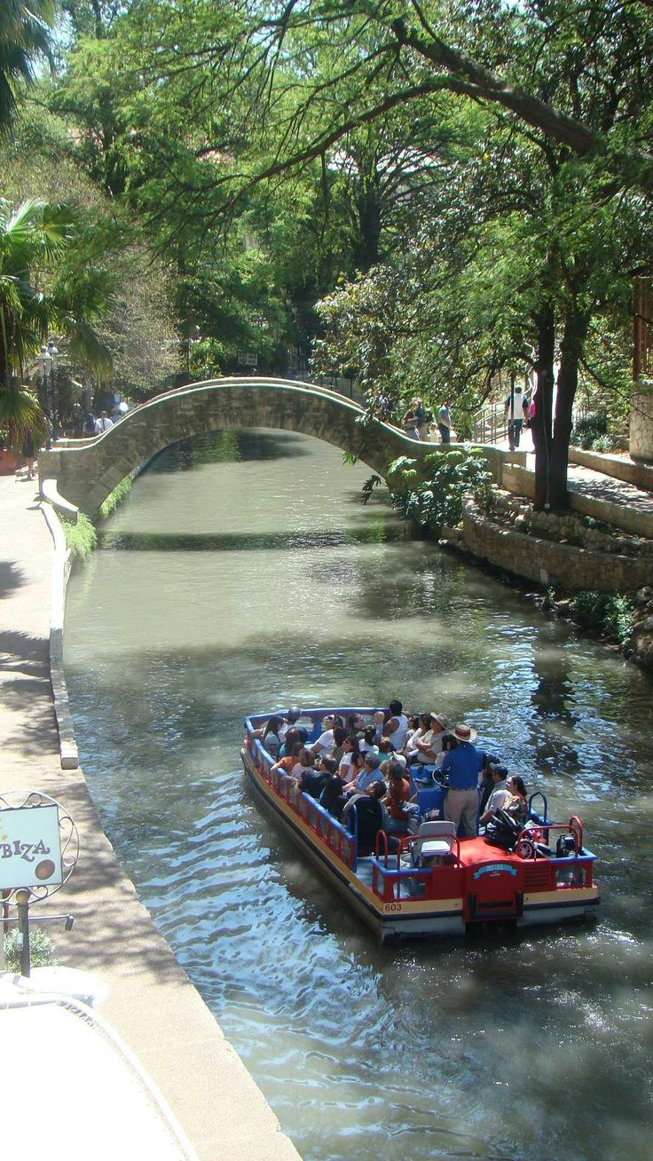 San Antonio River Walk Please Take Me There Pinterest